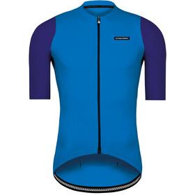 Etxeondo Alde Maillot de cyclisme Homme, blue